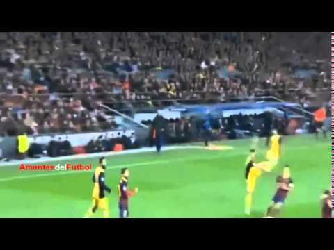 Barcelona 1 - 1 Atletico Madrid || GOL DE DIEGO || Uefa Champions League IDA