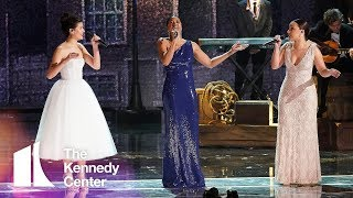 Schuyler Sisters honor Hamilton | 2018 Kennedy Center Honors