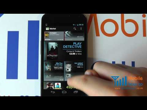 How To Download An App/Android Market/Google Play - Motorola MOTOLUXE