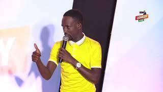 Alex Muhangi Comedy Store Jan 2019 - Mc Mariachi (Basama Edition)
