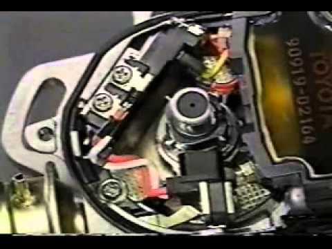 MOTORES - Encendido Transistorizado y Electronico