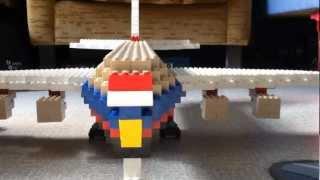Airfix Lego Compatible Spitfire Build And Messerschmitt