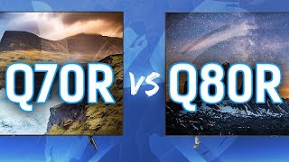 The Samsung Q70R vs Q80R - What's The Difference?