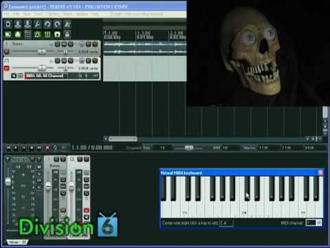 How to animate a talking skull thumbnail