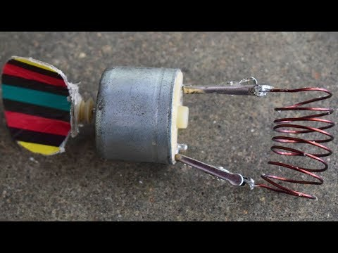 Free Energy Generator for Motor thumbnail