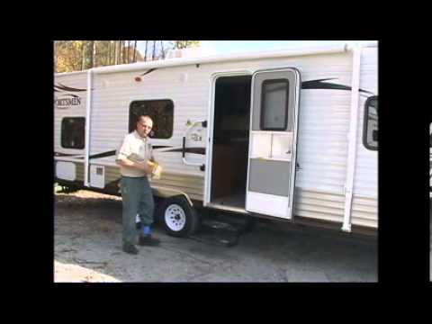 3. How to Level a RV