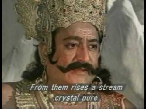 Shiv Tandav Stotra By Ravan In Ramayan video