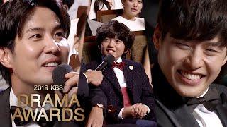 Download Pil Gu, Do You Like Kim Ji Suk or Kang Ha Neul? [2019 KBS Drama Awards Ep 1] Mp3/Mp4