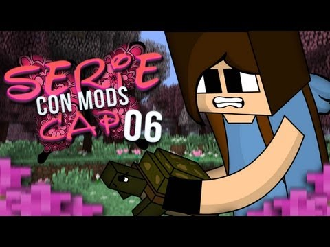 Minecraft PC- Serie con Mods ep
