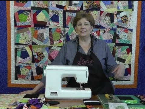 The Crazy Quilt - The Ultimate Stash Buster!