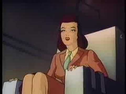 Dave Fleischer Superman: Electric Earthquake (1942)