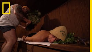 Experience a Historical Russian Bathhouse | National Geographic