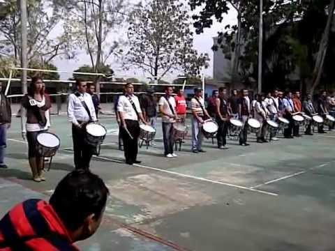 Curso A Los Instructores De Bandas De Guerra Del Snest En El I. T. Minatitlan, Veracruz