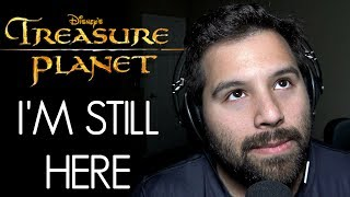 I'M STILL HERE (Treasure Planet) - Disney Cover by Caleb Hyles [2019]