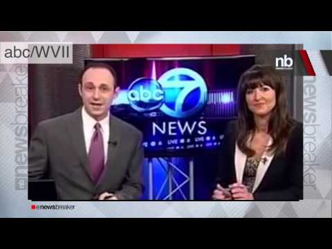 TV Anchor Team Quits on LIVE TV | NewsBreaker | Ora TV
