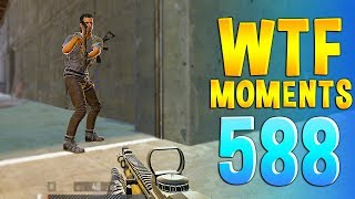 PUBG WTF Funny Daily Moments Highlights Ep 588