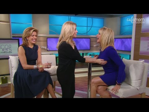 Kathie Lee & Hoda Visit Suzanne Somers Breaking Through - Episode 2