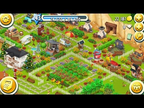 Hay Day Game Review And Tips