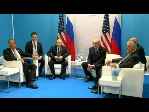 New sanctions on Russia, as Trump renews attack on Attorney General