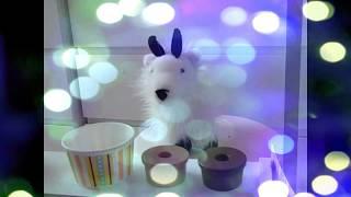 Crazy Animals work at an ice cream shop! Carl returns!