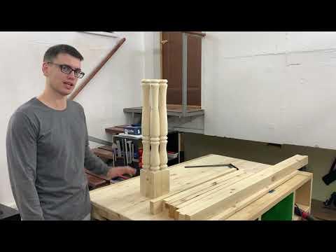 Обеденный стол из дерева своими руками – пошаговое фото и чертежи