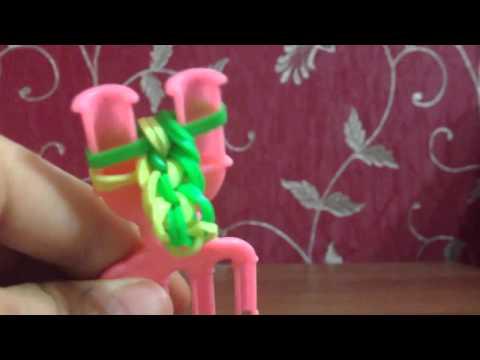 Как сделать планшет из резинок