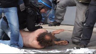 LOI TRAVAIL: Manifestation à Toulouse qui dégénère - Bavures - 26 MAI 2016