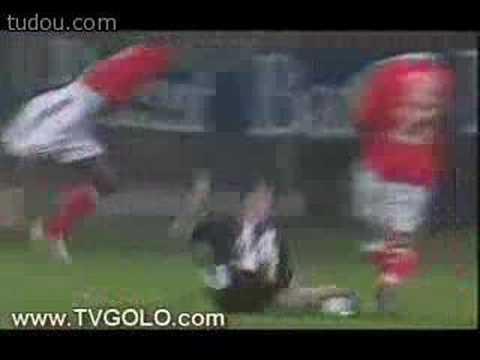 Benfica Yu Dabao Goal~~~~ ����大������