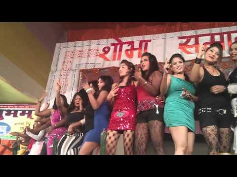 Shobha Samrat Theater - Sonepur Mela 2013 video