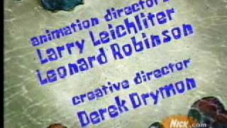 Title Cards Music of SpongeBob SquarePants
