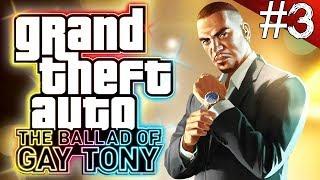 Grand Theft Auto IV The Ballad Of Gay Tony ► ПРОХОЖДЕНИЕ НА СТИМЕ ►#2