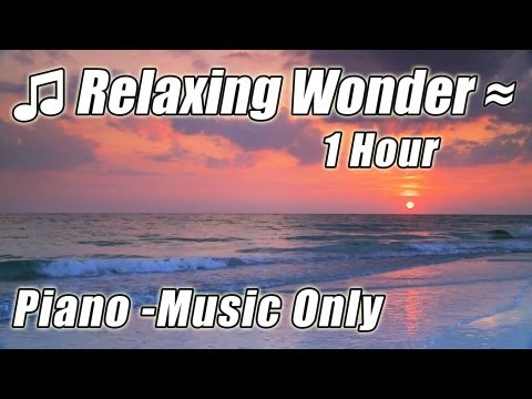 PIANO Music Instrumental #1 Relaxing Classical Hour Best Relax Studying Reading Playlist Study Songs