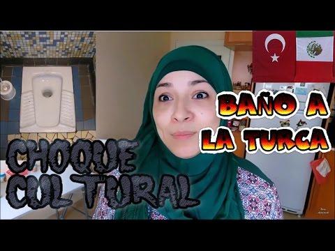 CHOQUE CULTURAL - BAÑO A LA TURCA | MEXICANA EN TURQUIA | Kültür şoku