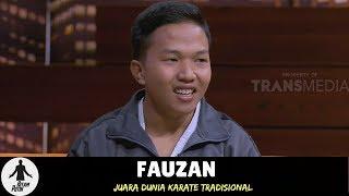 Fauzan, JUARA DUNIA Karate Tradisional Yang Tak Seberuntung Zohri | HITAM PUTIH (19/07/18) 1-4