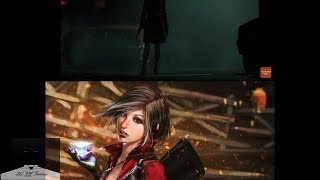 Resident Evil 2 Remake E3 Official Trailer Ada Wong