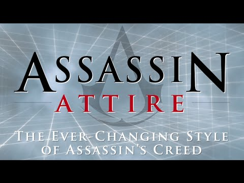 Evolution Of Assassin's Creed - Video Infographic