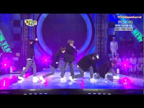 2pm Vs Super Junior Vs B2st Dance video