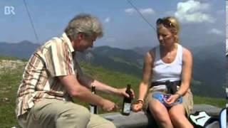 Gipfeltreffen mit Monika Gruber