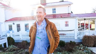 Tour Grammy Award Winner, Rory Feek's Country Estate