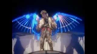 Watch David Bowie Glass Spider video