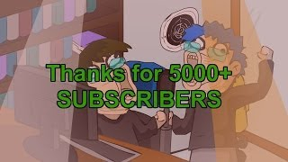 Thanks for 5000+ subscribers!!