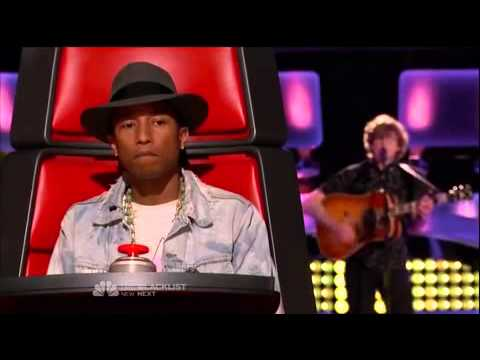 Matt Mcandrew a Thousand Years The Voice Usa Season 7 Episode 5 video