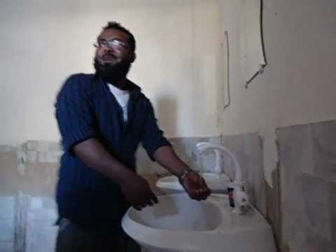 Friend Caught Red handed in Girls Toilet  --- Karachi University