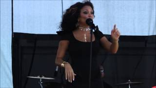 NORTH CHICAGO COMMUNITY DAYS '15 - Chante' Moore [PART 1]