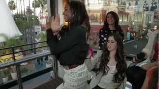 Fifth Harmony Reunites & Talks Debut Album, PopStopTV Exclusive!