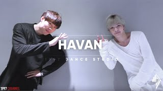 "Download Lagu Camila Cabello - Havana ft. Young Thug l Choreography @CM ft.""NAVINCI""@1997DANCE STUDIO Gratis STAFABAND"