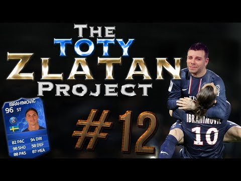 FIFA 14 TOTY Ibrahimovic Project - Ep 12 Pt1 - Petr Cech is the BANE of my existence!
