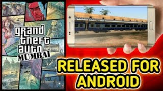 Gameplay and how to download G.T.A MUMBAI on Android only 50MB