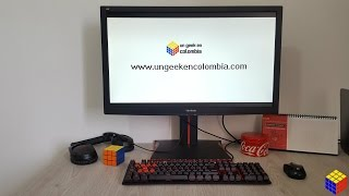 Review ViewSonic XG2401, un monitor para gamers con resolución Full HD y 144Hz de Refresh rate