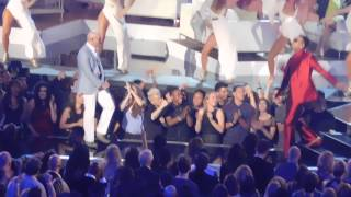 Pittbull, Chris Brown - Fun BBMA 2015 May 17, 2015 Las Vegas